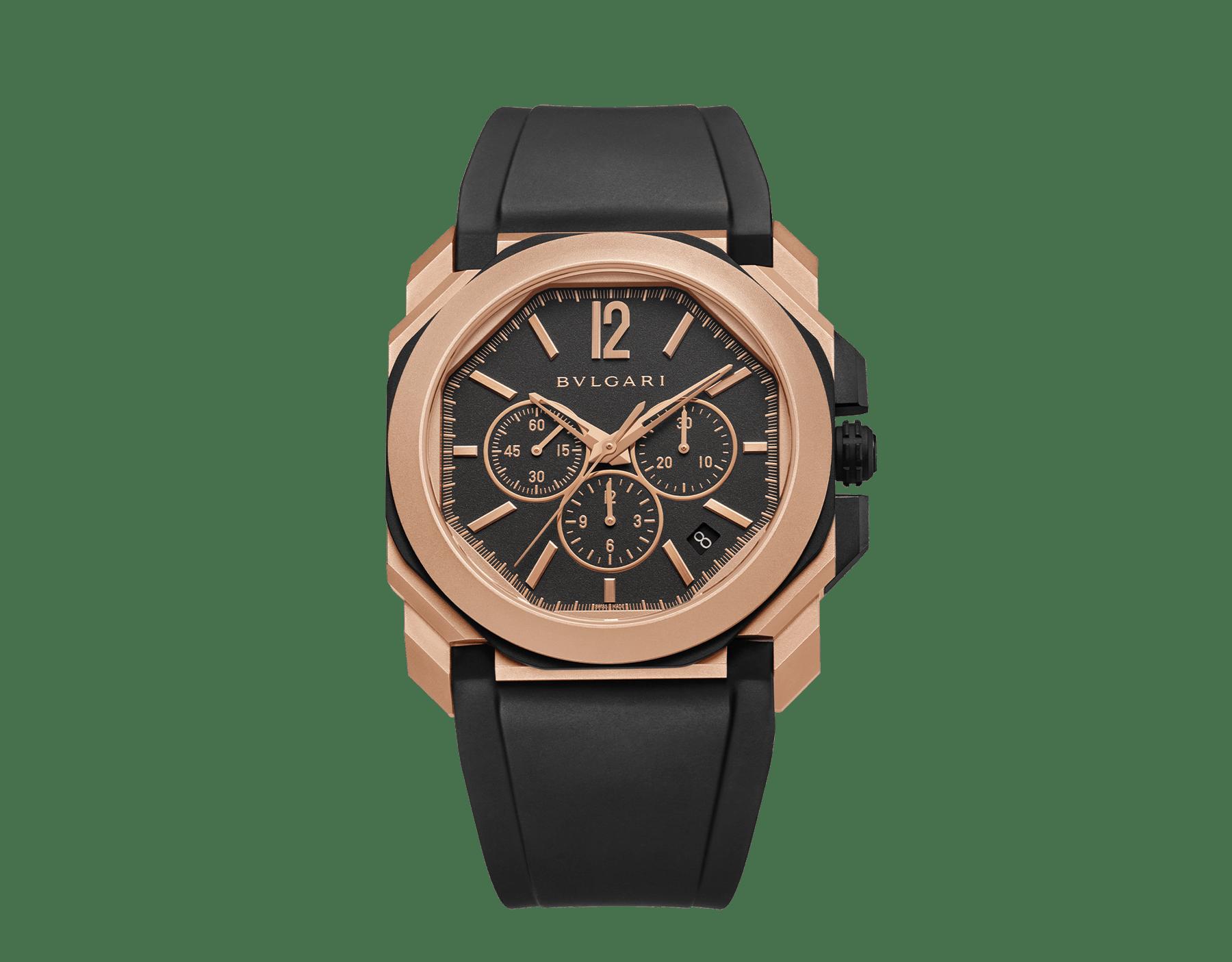 NEW OCTO L'ORIGINALE WATCH chrono 41mm