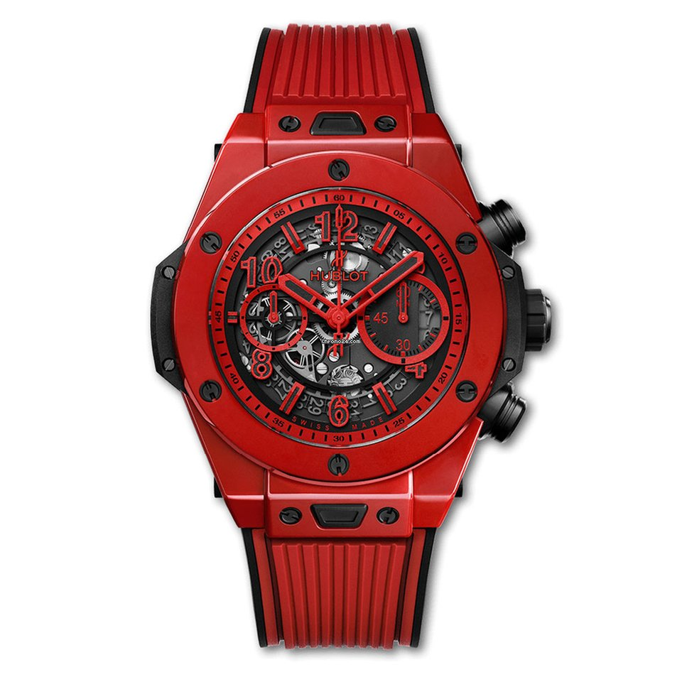 Big Bang Unico Red Magic 42mm