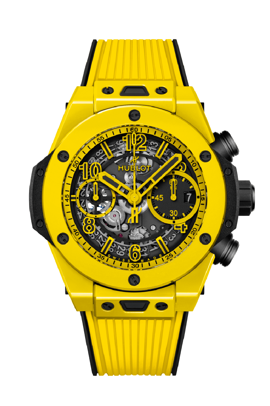 BIG BANG UNICO YELLOW MAGIC 42MM