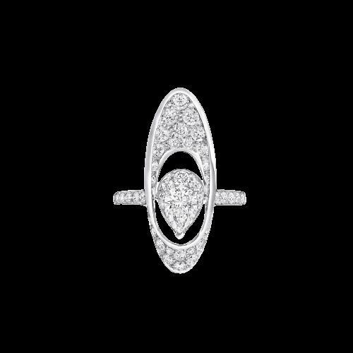 Ring Graff Gateway Pear Shape Diamond