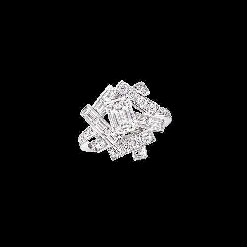 Ring Threads Diamond