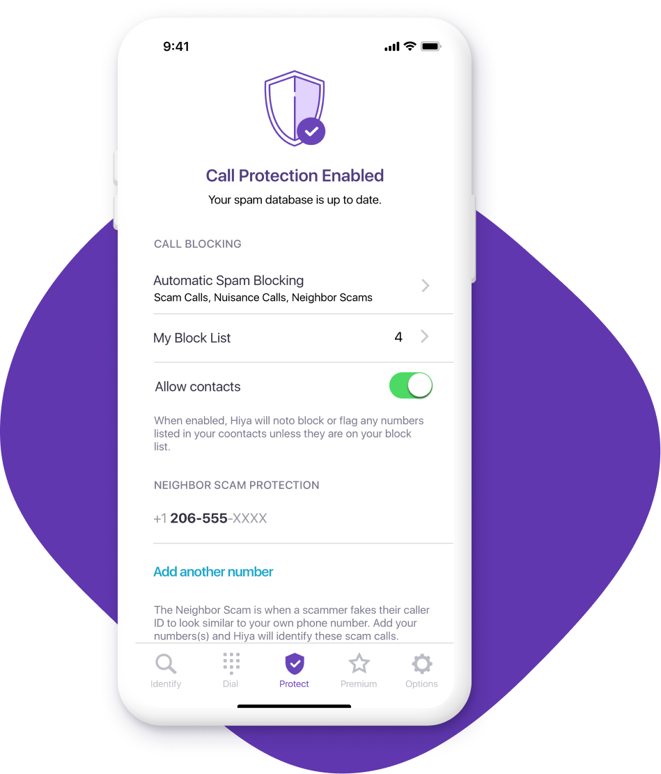 Hiya Caller Id Call Blocker Protection For A Better Voice Experience