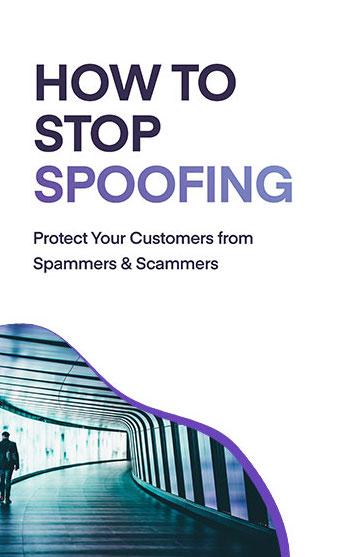Stop Spoofing eBook