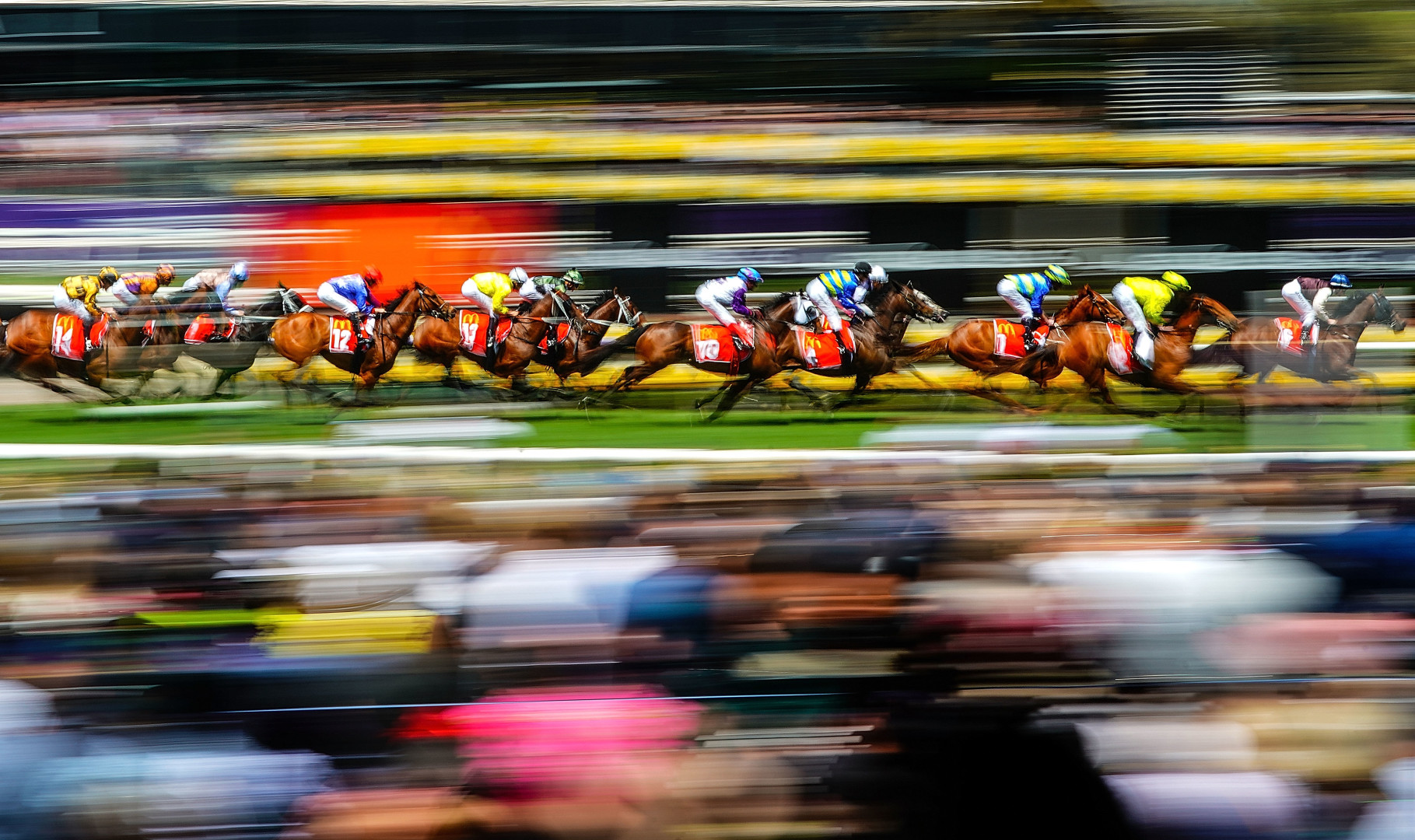 Melbourne Cup (optimized)