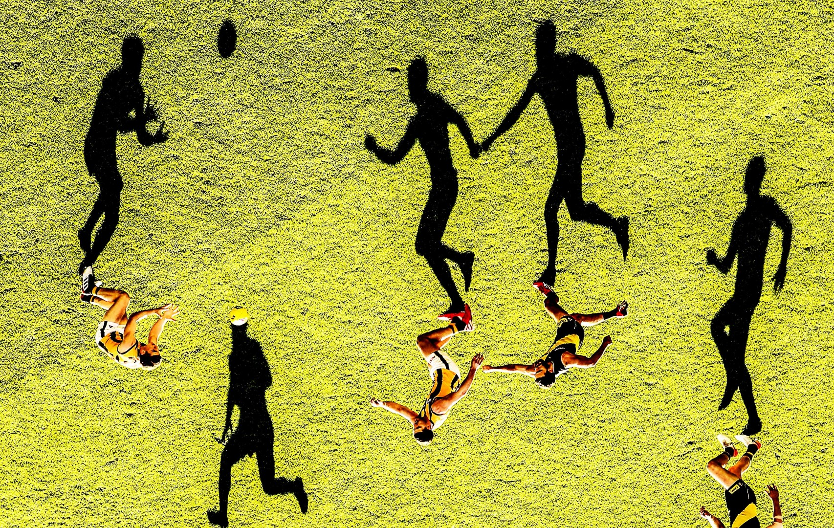 Aussie Rules Football (optimized)