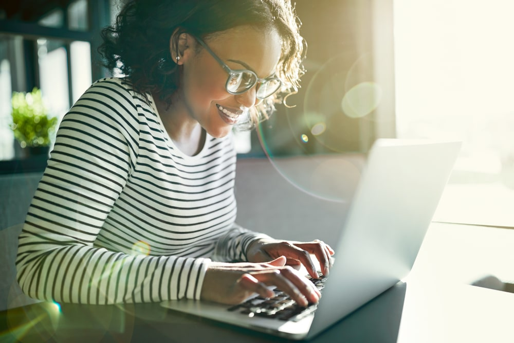 Young Female Virtual Office Assistant