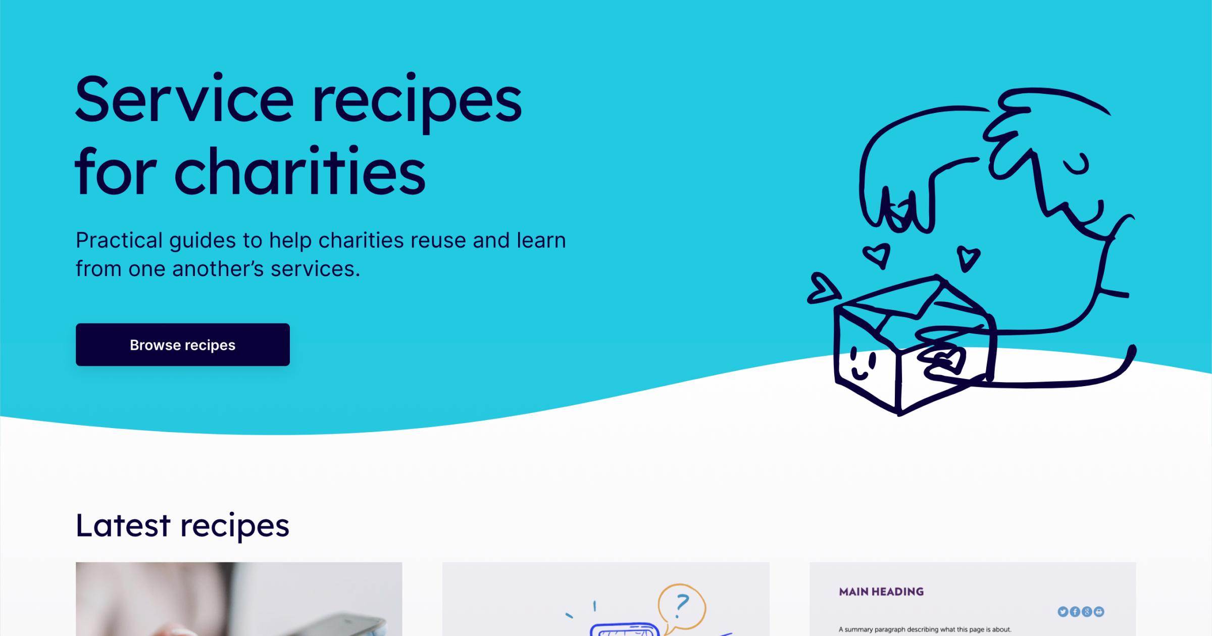 Service Recipes