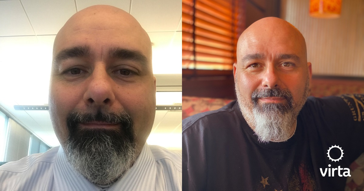 Michael dropped all diabetes-specific medications in 3 months
