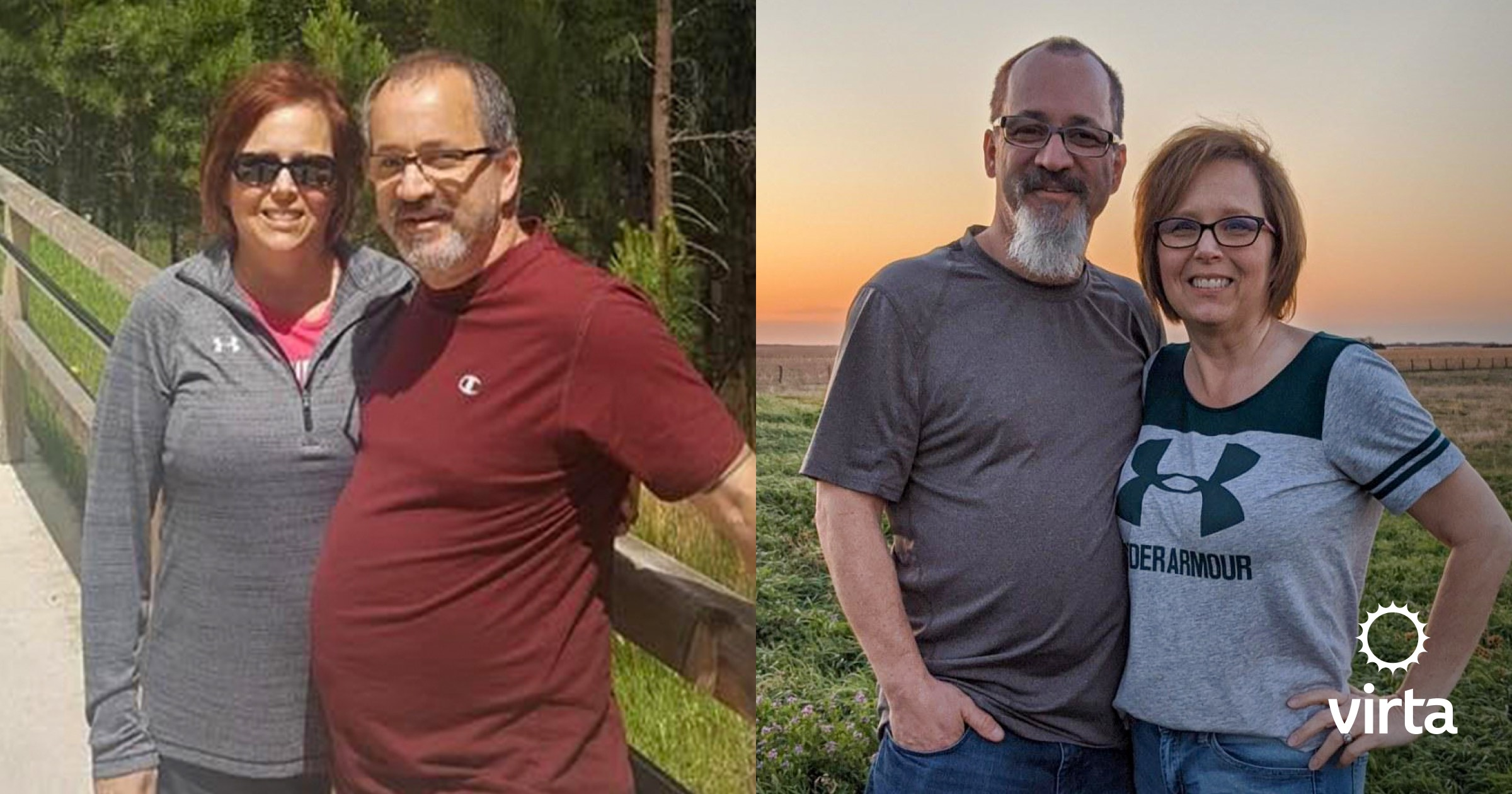 Reversing diabetes and losing weight together with Virta