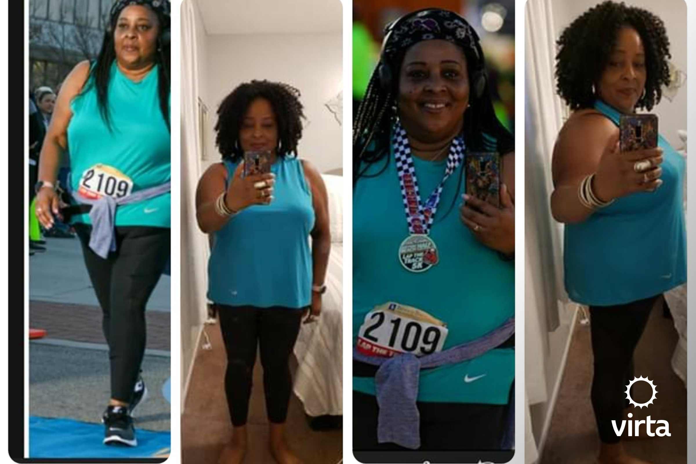 Abbie is reversing type 2 diabetes with Virta