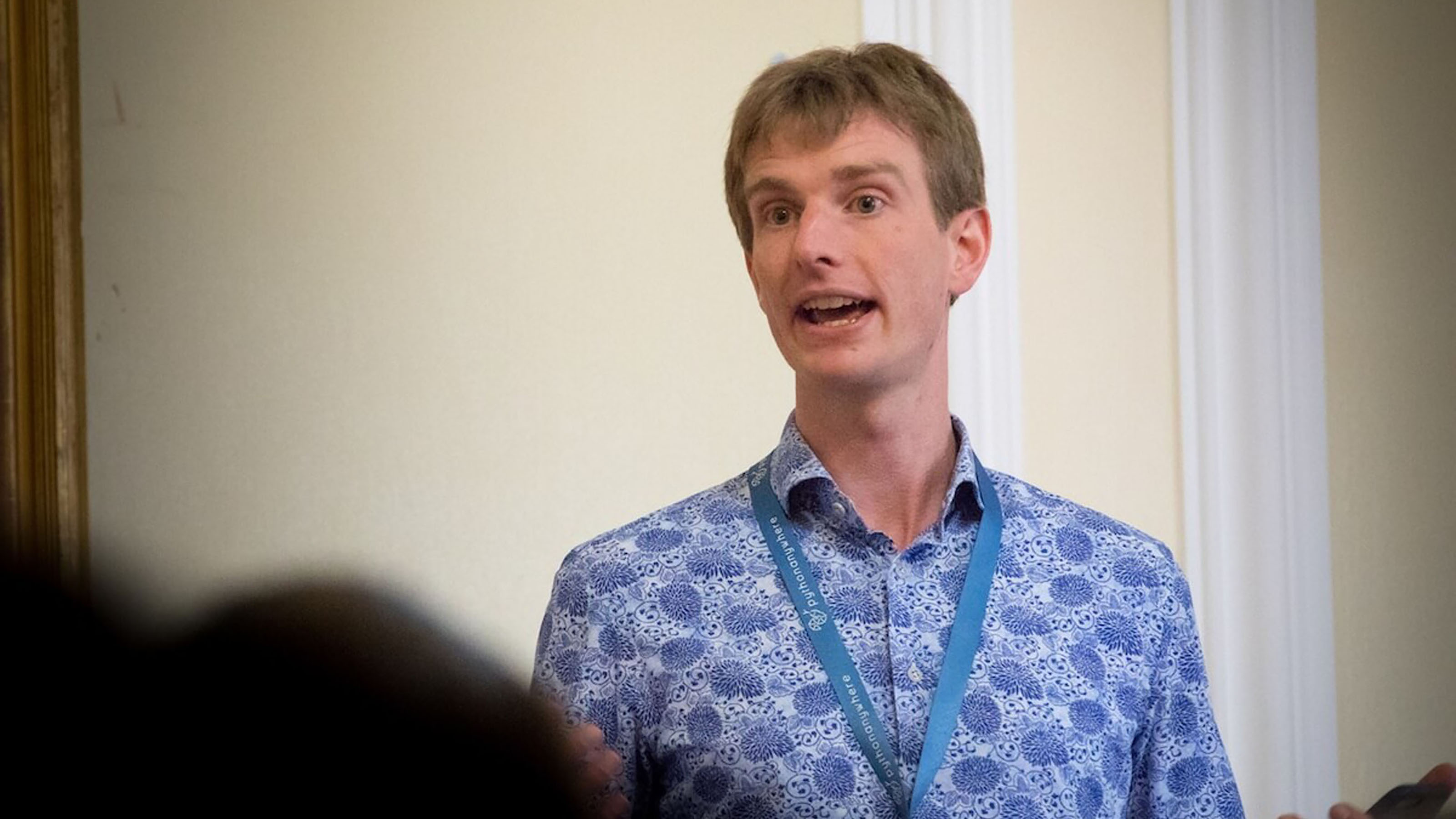 Osirium at Pycon: Ed Reveals the Patterns in our Pit of Success