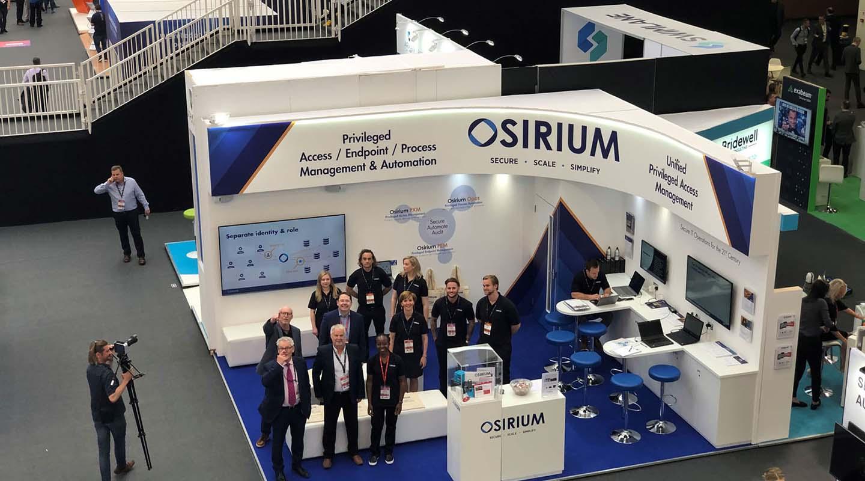 Infosec 2019 – Bigger than ever for Osirium