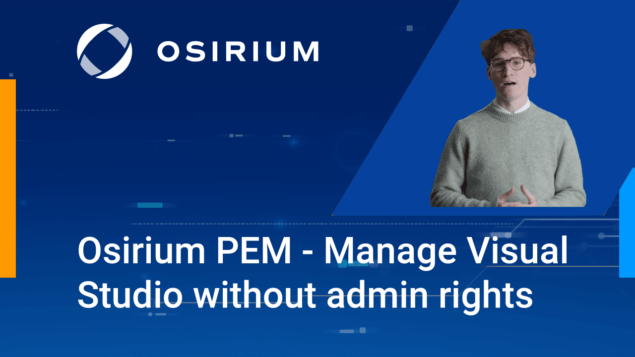 Using PEM to install Visual Studio Plug-in safely
