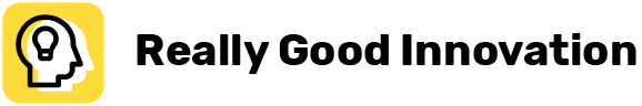 Really Good Innovation Logo