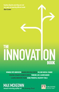 The Innovation Book: How to Manage Ideas and Execution for Outstanding Results illustration