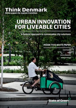 Urban innovation for liveable cities