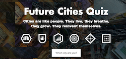 QUIZ: WHICH CITY IS RIGHT FOR YOU?