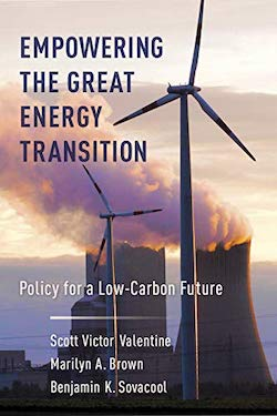 Empowering the Great Energy Transition: Policy for a LowCarbon Future