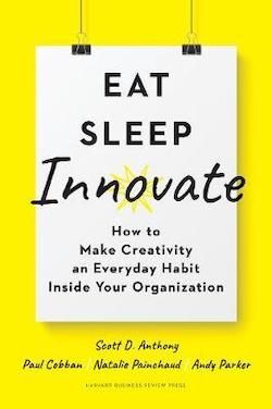 Eat, Sleep, Innovate : How to Make Creativity an Everyday Habit Inside Your Organization