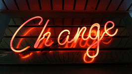 Becoming a Change-Maker