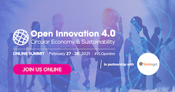 Open Innovation 4.0 Circular Economy Sustainability