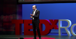 Creative thinking  how to get out of the box and generate ideas: Giovanni Corazza at TEDxRoma