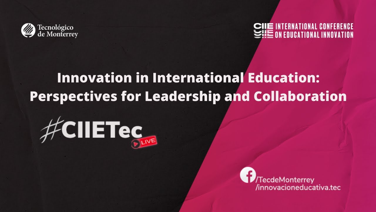 Innovation in International Education Perspectives for Leadership and Collaboration