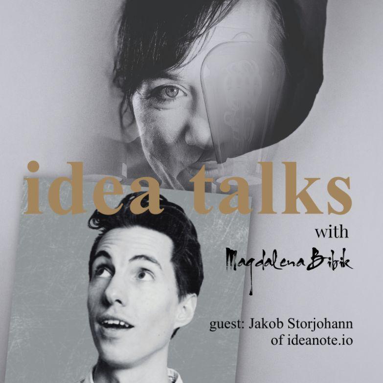 6. Jakob Storjohann of ideanote.io