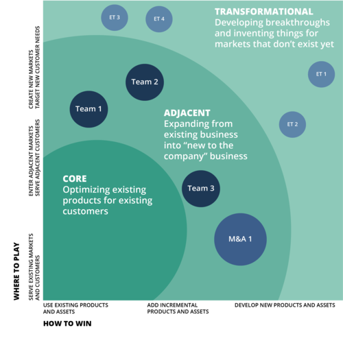 Product Portfolio Management Framework