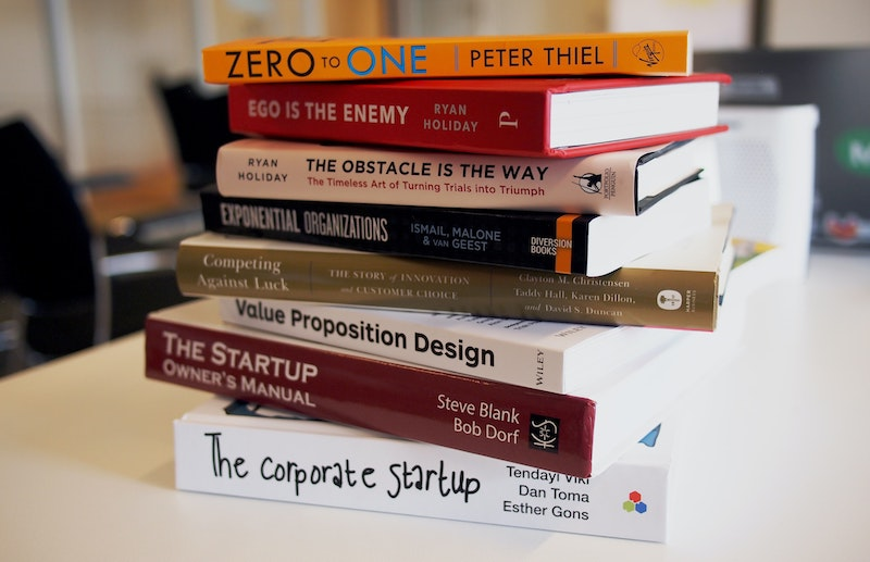 Innovation Books - Top 5 Innovation Management Books 2021
