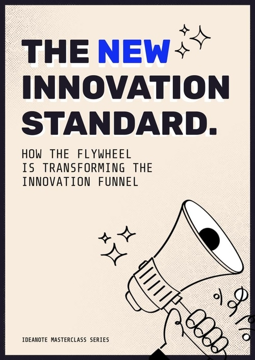 The new innovation standard by Ideanote