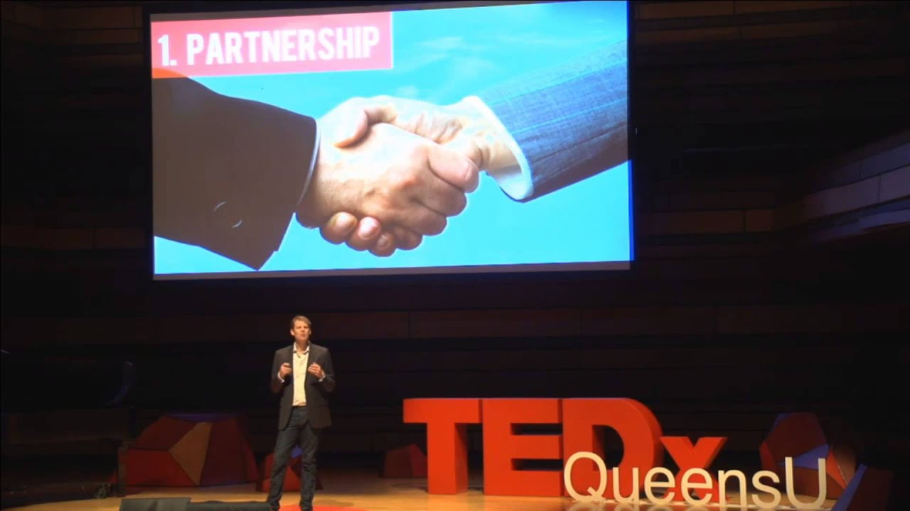 Three things I learned about disruptive innovation as an UberX driver TEDxQueensU