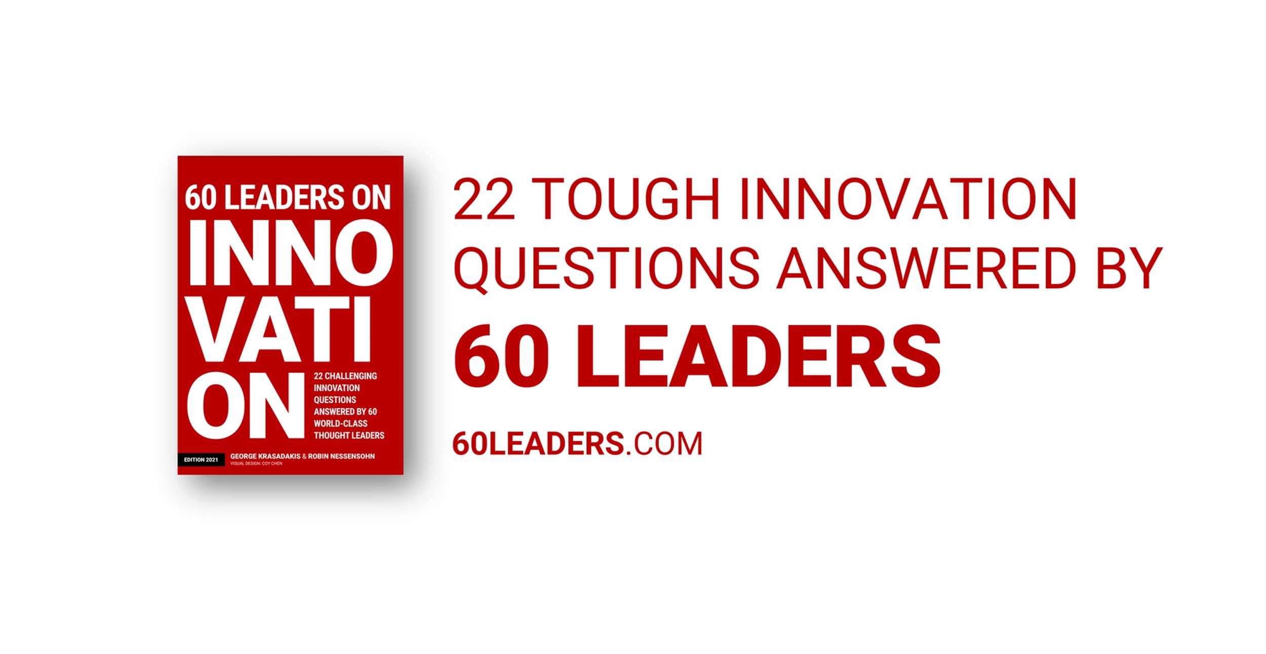 60 Leaders on Innovation