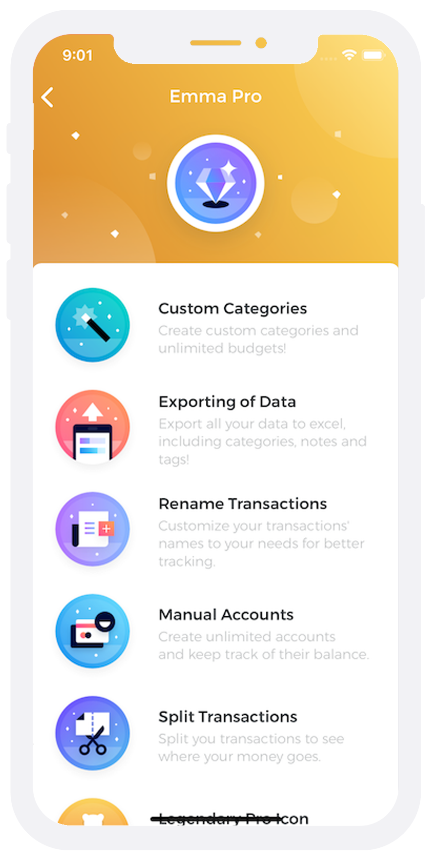 emma: the best budgeting app