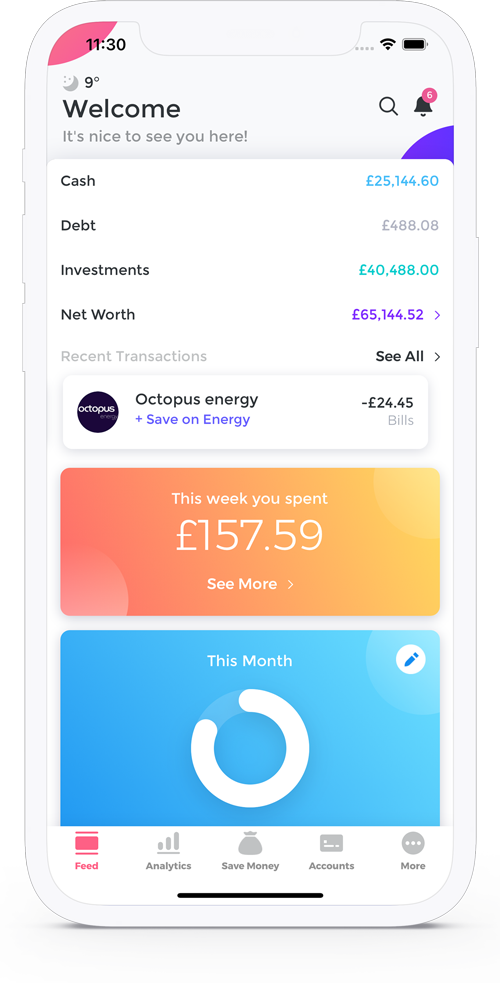 emma app on a smartphone