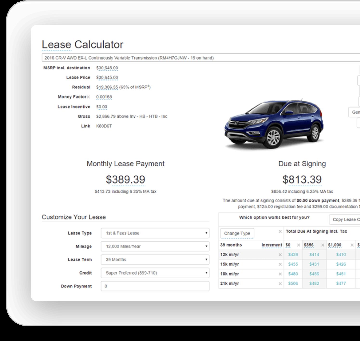 Dealer Science Screenshot Product Demo