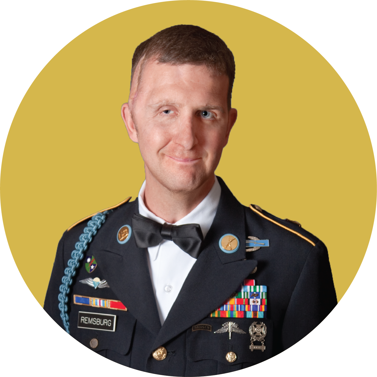 Sergeant First Class Cory Remsburg, our DrivenToDrive program,