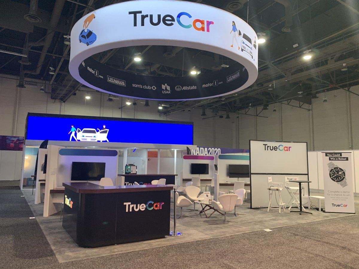TrueCar Tradeshow Event