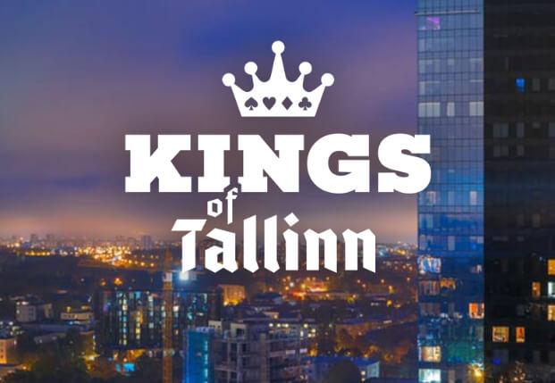 Vinn en plats i pokerturneringen Kings of Tallinn
