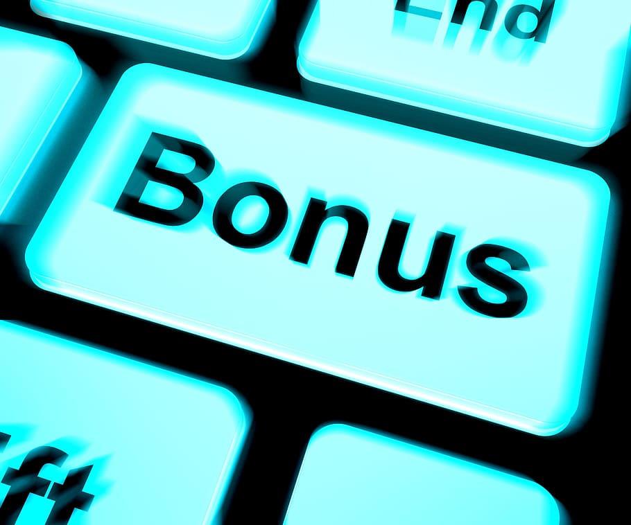 De tre bästa bonusarna utan licens