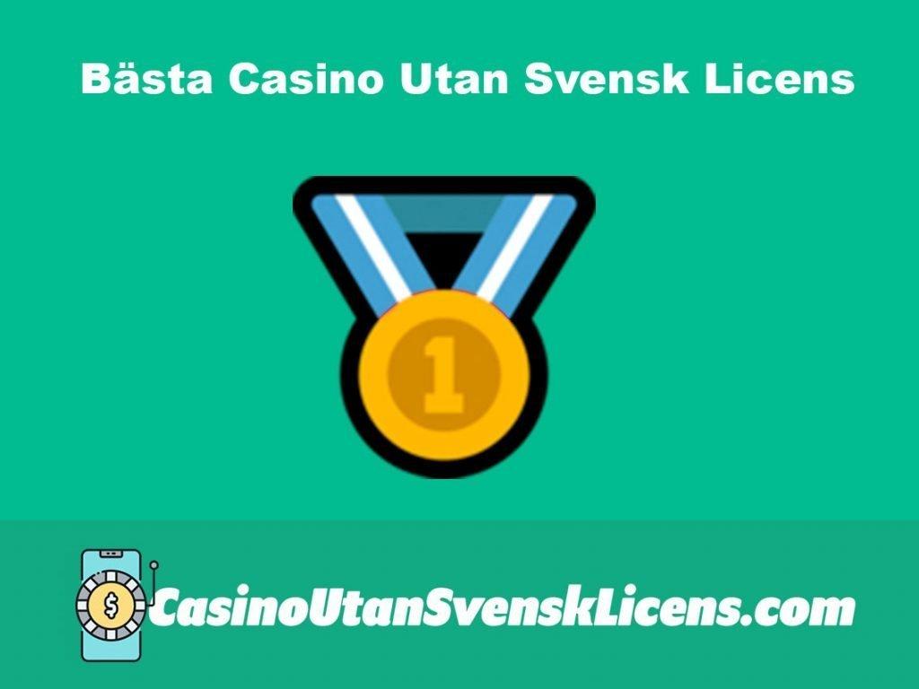 Bästa casino utan svensk licens. Här hittar du alla casinon utan spelpaus 2019