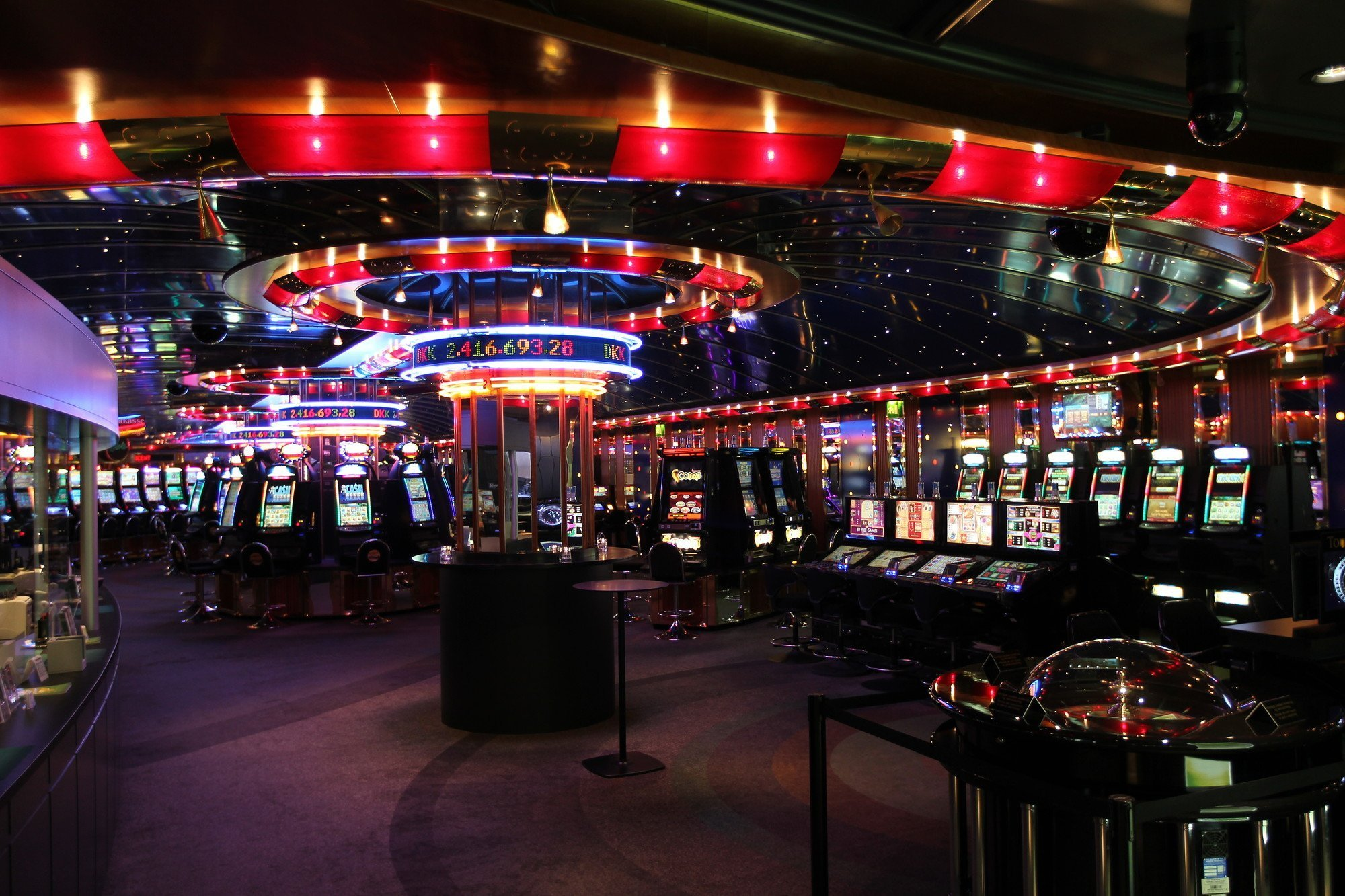 casinon i danmark