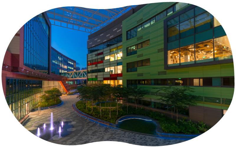 GIIS Smart Campus