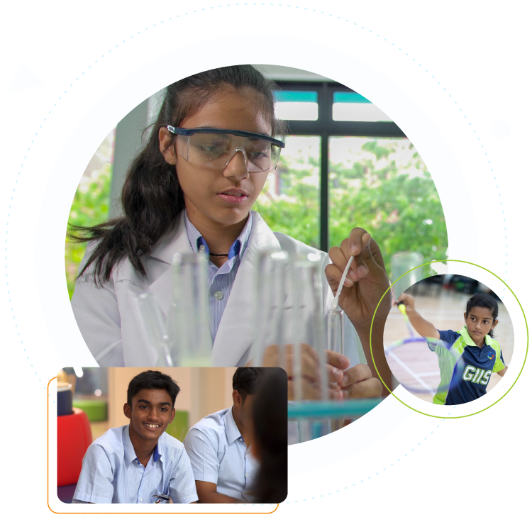 Global Skills Scholarship at GIIS Singapore