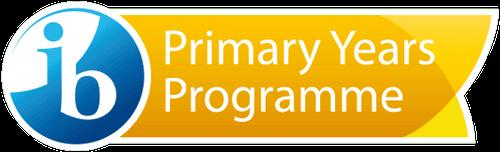 International Baccalaureate  Primary Years Program (IBPYP) Curriculum Logo