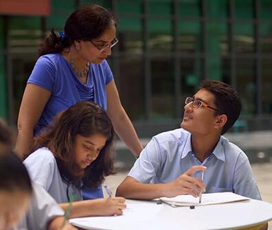 IGCSE Curriculum at GIIS Singapore