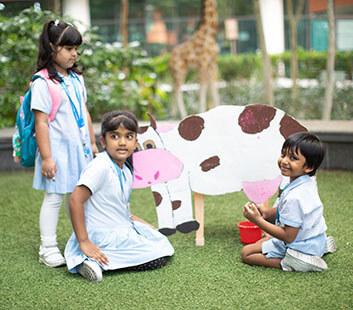 Pillar of Global Montessori Program