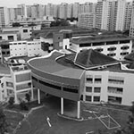 One World International School Campus Building