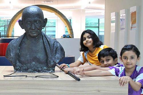 GIIS Mahatma Gandhi Centre For Universal values