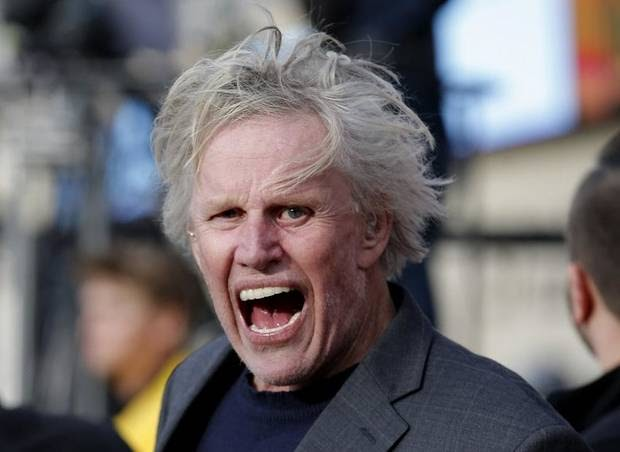 Video: Happy birthday to Gary Busey, starring with Dennis Quaid in the  upcoming podcast 'Uncle Drank'